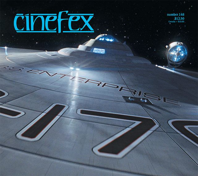 Cinefex Magazine #16.